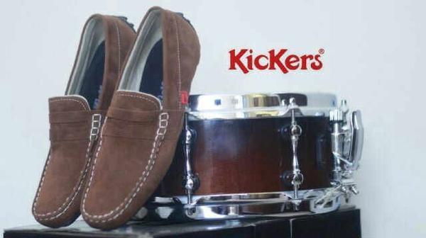 BK0434 Brown Kickers Naco - Rp. 170000