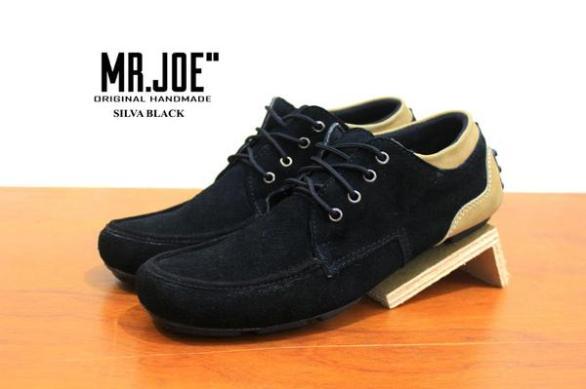 BM0157 Black Mr Joe Silva - Rp. 170000