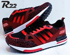 RA0025 Black Red ZX750Rp. 289000
