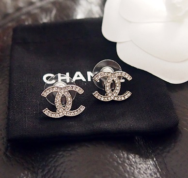 sold for sale double c classic chanel earrings � brandedsg