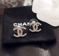 [SOLD] FOR SALE: DOUBLE C CLASSIC CHANEL EARRINGS ...