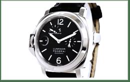 二手 PANERAI LUMINOR MARINA 沛納海 左撇子錶款