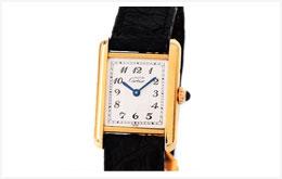 CARTIER 卡地亞 二手手錶 MUST DE CARTIER 21