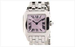 買取實績-二手卡地亞 Santos de Cartier腕錶