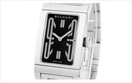 寶格麗 二手 手錶 BVLGARI RETTANGOLO RT39S 石英錶