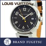 二手 LV 路易威登 手錶 TAMBOUR Q1311指南