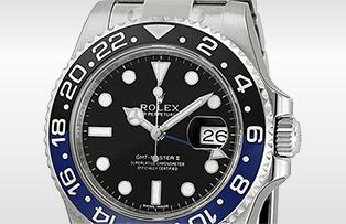 勞力士 ROLEX GMT MASTER 2 116710BLNR指南
