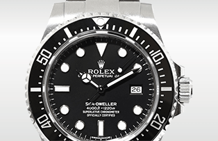 SEA-DWELLER 116600