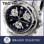 二手 TAG HEUER 泰格豪雅 6000 系列 碼錶 MIKA・HAKKINEN 款 CH1111指南