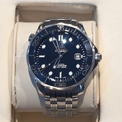 OMEGA 歐米茄 SEAMASTER300 MASTER CO‑AXIAL 212.30.41.20.03.001