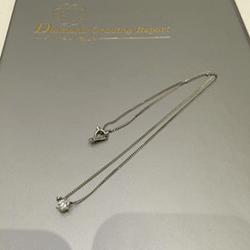 二手 Pt900 鑽石 項鍊