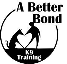 A Better Bond K9 Training Logo Design