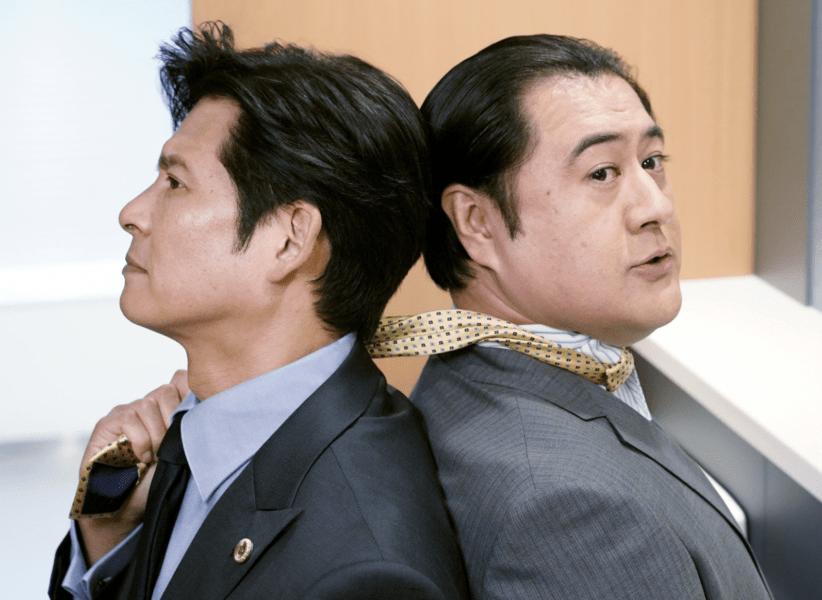 SUITS あらすじ ネタバレ キャスト 見逃し動画 無料視聴 FOD