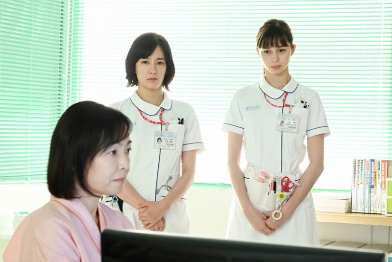 白衣の戦士 ドラマ2話 ネタバレ