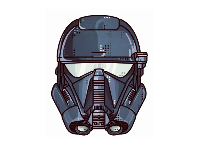 Rogue One Deathtrooper by Aleksandar Savic