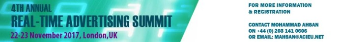Real Time Advertising Summit 2017