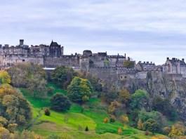 Edinburgh Castle, Scotland, United Kingdom