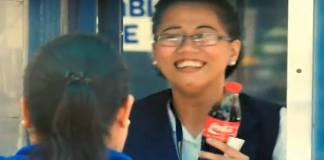 Coca-Cola video campaign