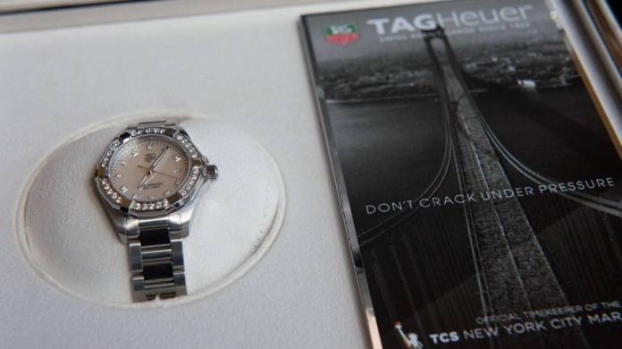 TAG Heuer Feature