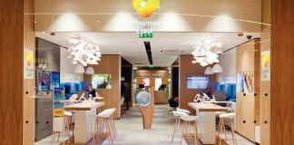 Thomas Cook Lakeside Concept Store