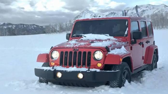 Jeep ESPN Campaign