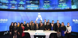 The Advertising Club of New York at NASDAQ