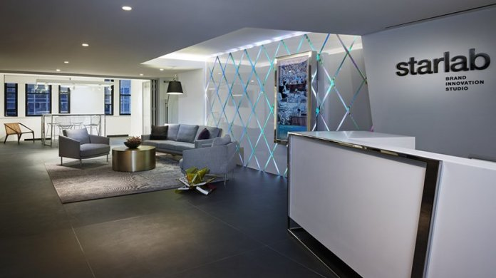 Starlab lobby