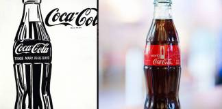 Coca-Cola Bottle 100 Years