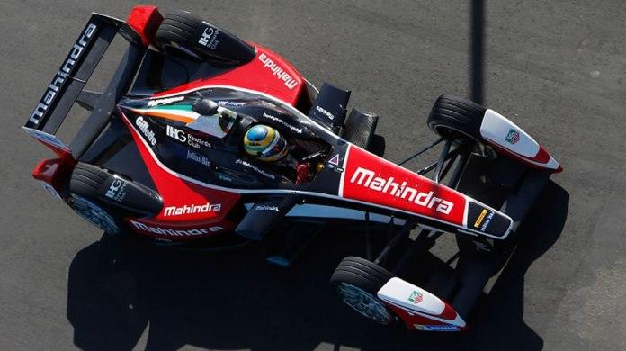 IHG Mahindra Racing Formula E