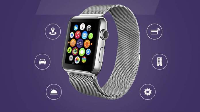 Starwood Apple Watch App