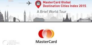 MasterCard Global Destination City Index 2015