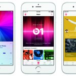 iPhone6 Apple Music