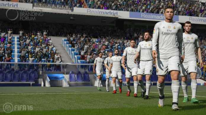 EA SPORTS Real Madrid