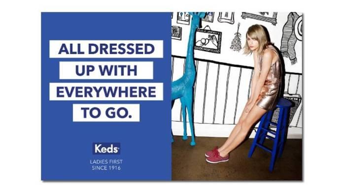 Keds campaign
