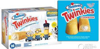 Twinkies cookbook
