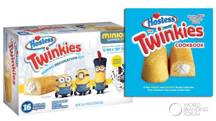 Twinkies cookbook