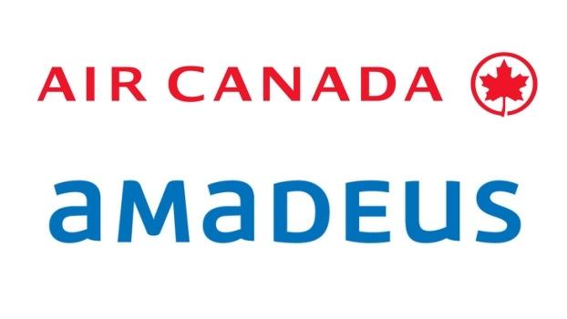 Air Canada Amadeus Logos