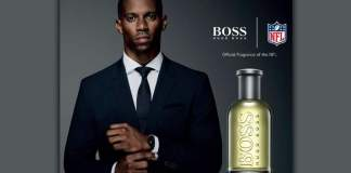 HUGO BOSS Victor Cruz