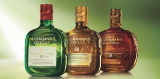 Buchanans New Packaging