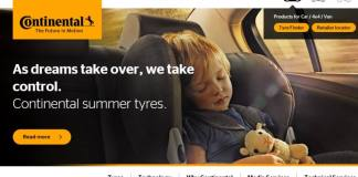 Continental Tyres UK