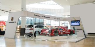 Porsche EPeformance Campaign