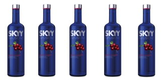 Skyy Vodka Cranberry