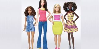 Barbie Dolls Fashionistas