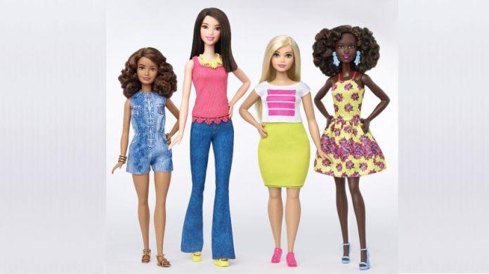 Barbie Dolls Fashionistas