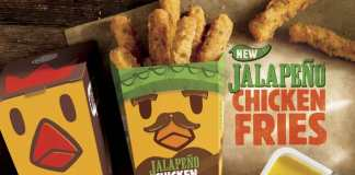 Burger King Jalapeno