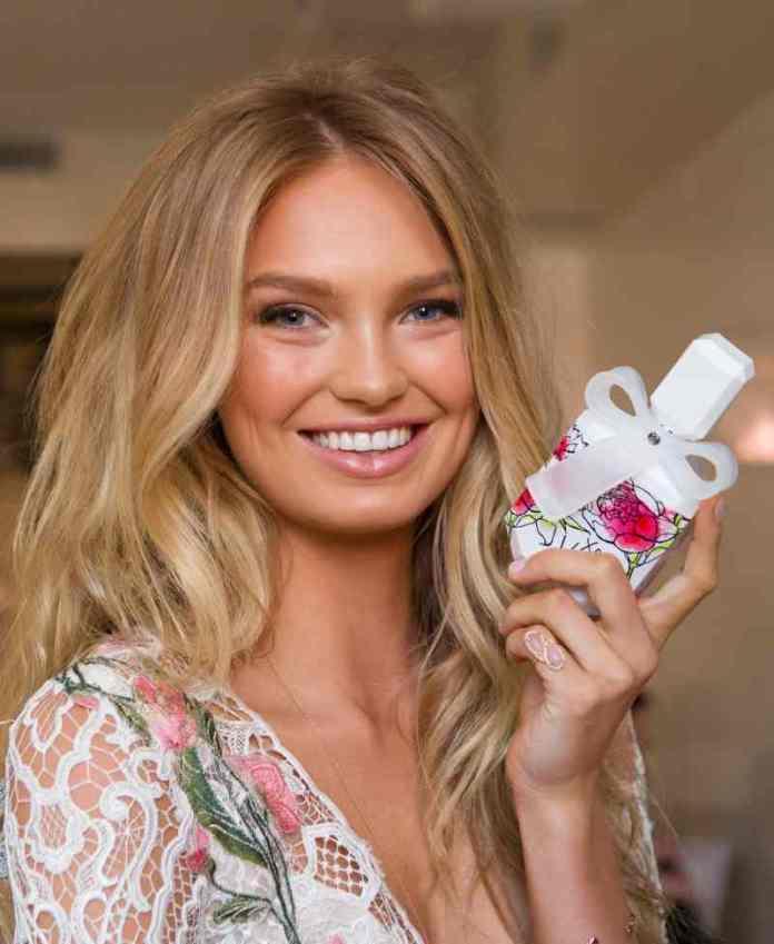 Victoria's Secret Angel, Romee Strijd unveils Victoria's Secret's latest fragrance, xo, Victoria.