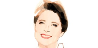 Lancome Isabella Rossellini