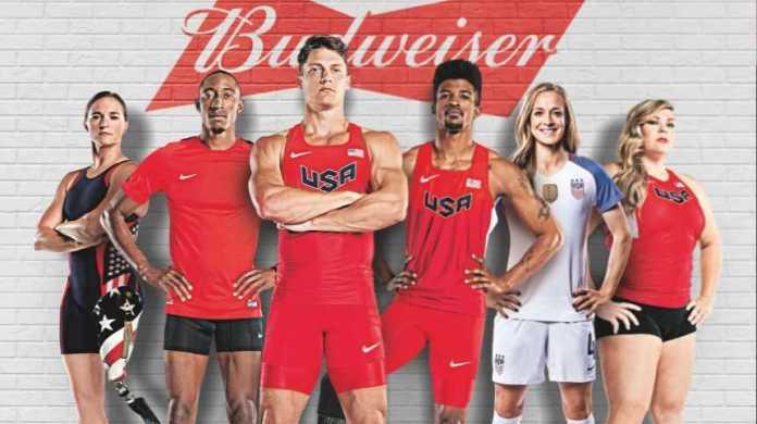 Budweiser Rio 2016