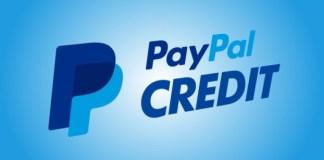 Paypal Credit UK