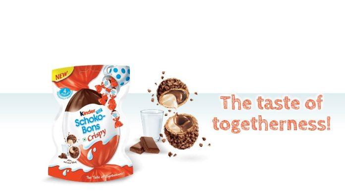 Ferrero Kinder Schoko Bons